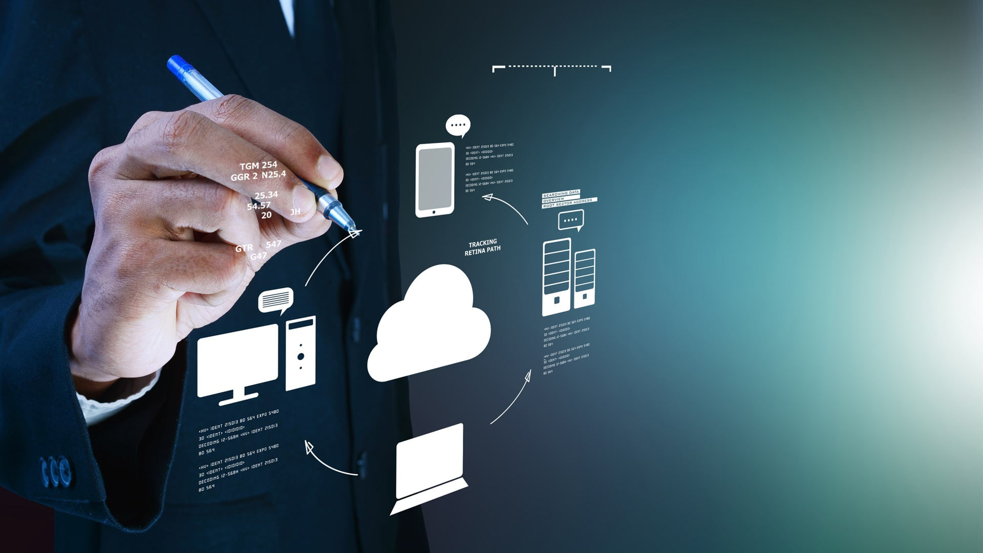 Move your business to the cloud!